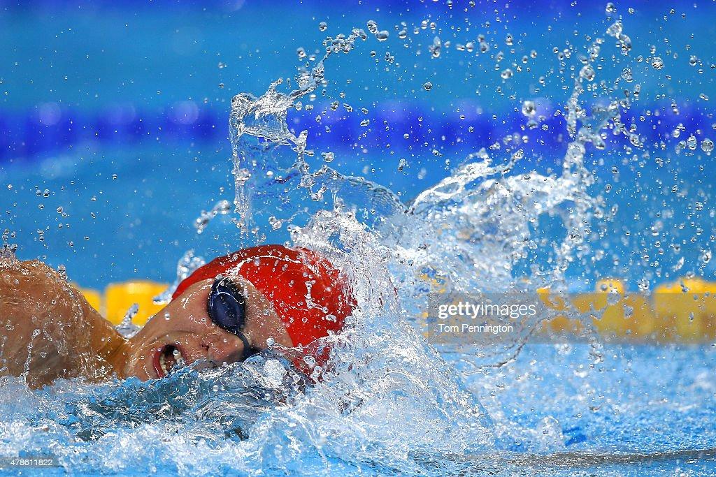 Swimming - Day 14: Baku 2015 - 1st European Games : News Photo