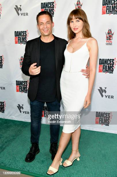 """Scott E. Myers and Vera Myers attend the Closing Night of Dances with Film Festival with premiere of """"Mister Sister"""" at TCL Chinese Theatre on..."""