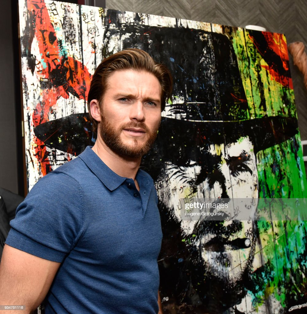 Haute Living And Louis XIII Celebrate Scott Eastwood At Scarpetta NYC