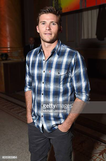 Scott Eastwood attends the UNITAS 2nd annual gala against human trafficking at Capitale on September 13 2016 in New York City