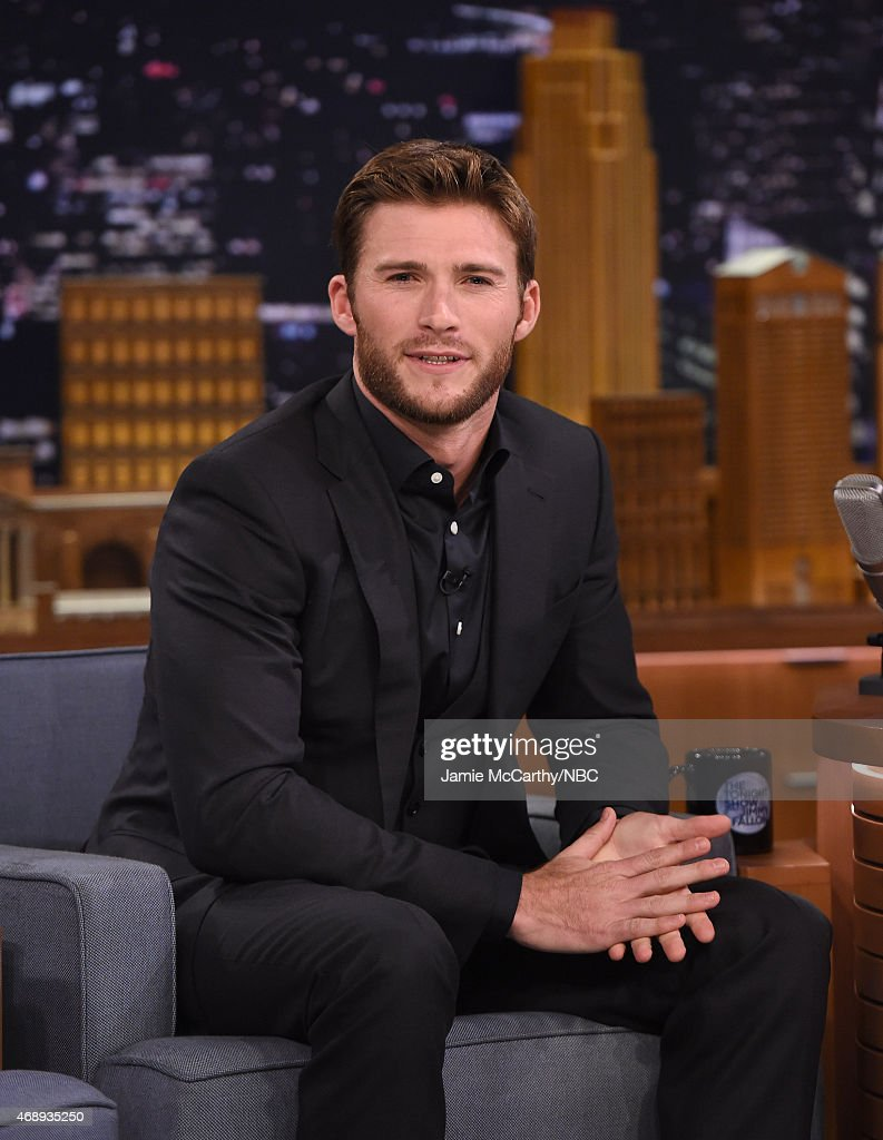"Scott Eastwood Visits ""The Tonight Show Starring Jimmy Fallon"""