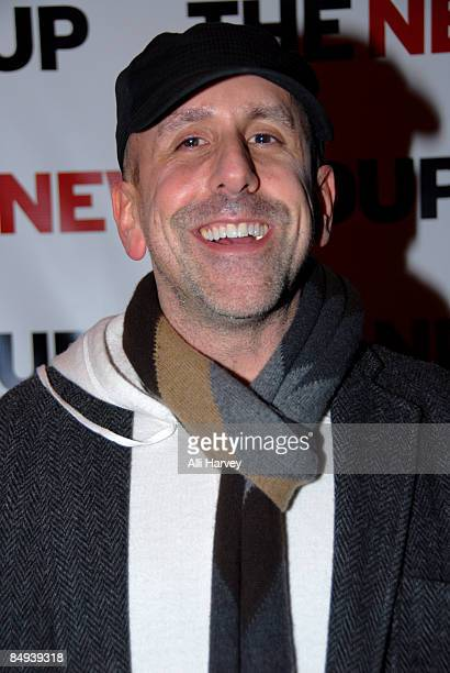 Scott Elliott attends the opening night party for Mourning Becomes Electra A Trilogy at Metro Marche on February 19 2009 in New York City