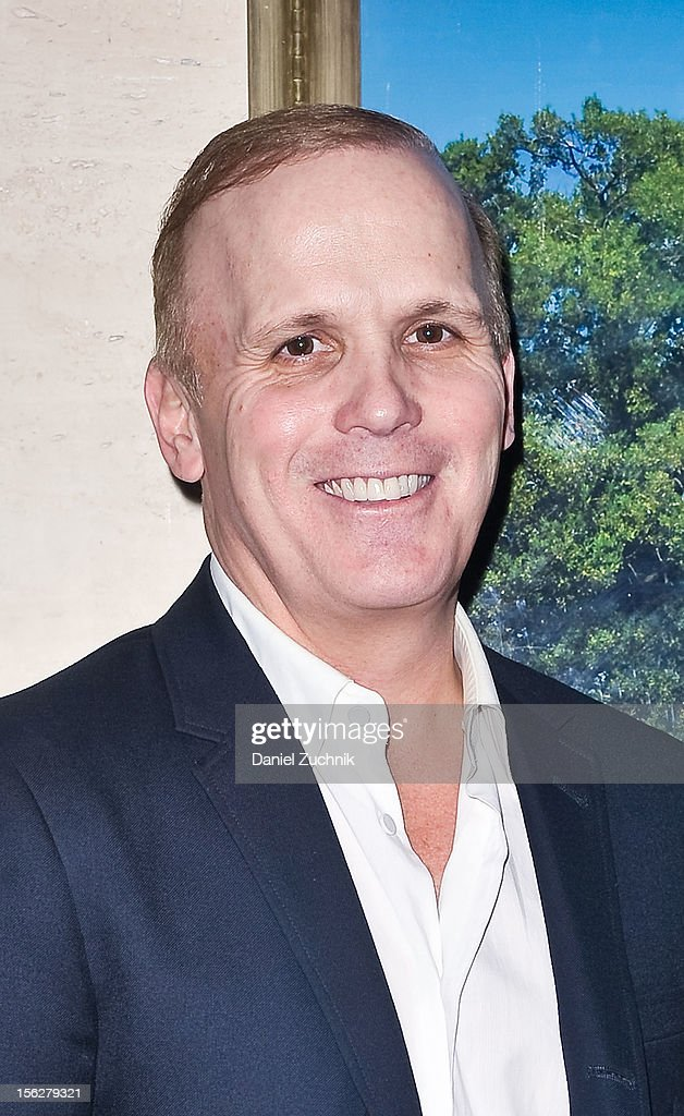 Scott Ellis attends the 'Vanya and Sonia and Masha and Spike,' press night at Mitzi E. Newhouse Theater on November 12, 2012 in New York City.