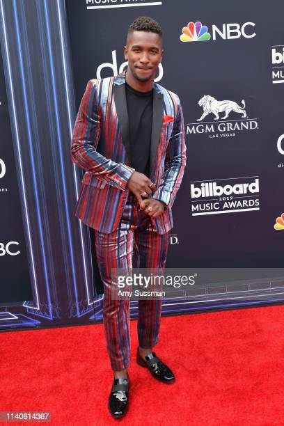 Scott Evans attends the 2019 Billboard Music Awards at MGM Grand Garden Arena on May 1 2019 in Las Vegas Nevada