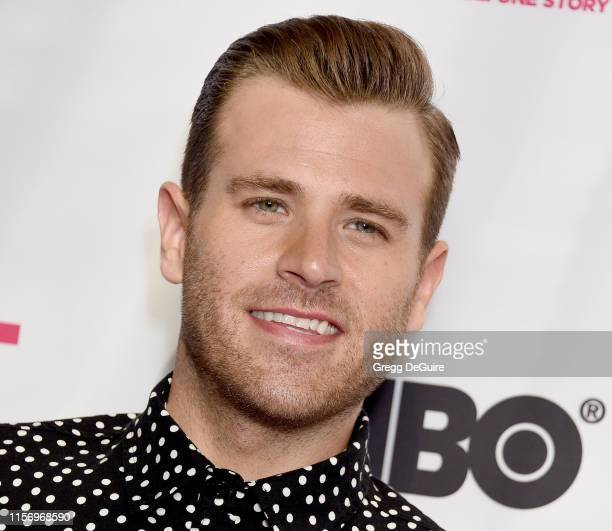 Scott Evans attends the 2019 Outfest Los Angeles LGBTQ Film Festival Screening Of Sell By at TCL Chinese Theatre on July 20 2019 in Hollywood...