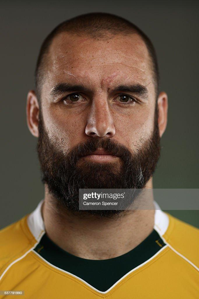 Australian Wallabies Portrait Session