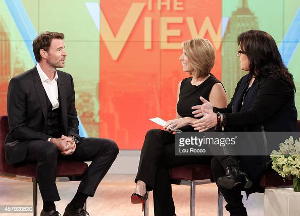 THE VIEW - Scott Foley and Clark Gregg are the guests ...
