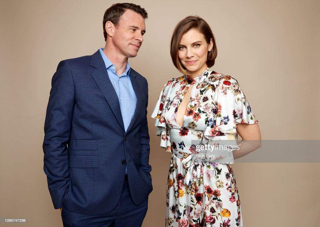 2019 Winter TCA Getty Images Portrait Studio : News Photo