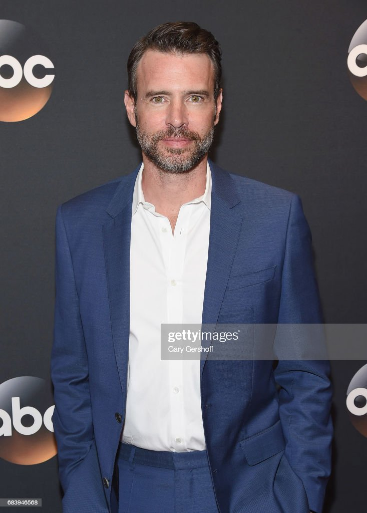 Scott Foley attends the 2017 ABC Upfront event on May 16, 2017 in New York City.