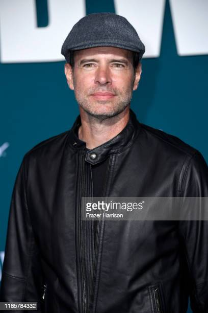 Scott Foley attends the premiere of Lionsgate's Midway at Regency Village Theatre on November 05 2019 in Westwood California