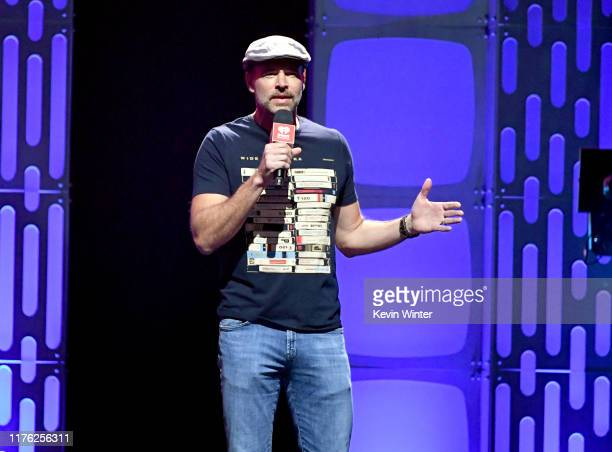Scott Foley performs onstage during the 2019 iHeartRadio Music Festival at T-Mobile Arena on September 21, 2019 in Las Vegas, Nevada.