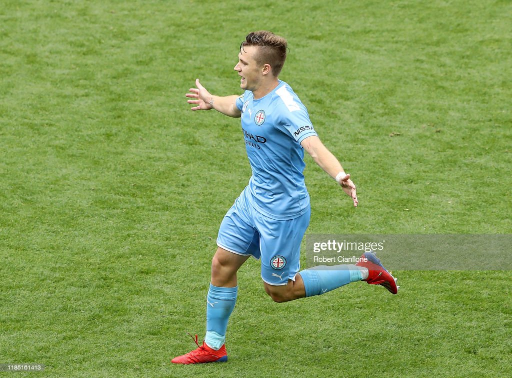A-League Rd 4 - Melbourne City v Wellington : News Photo