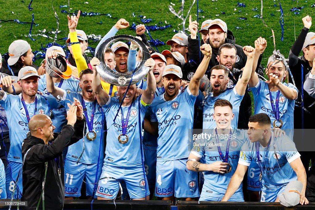 2021 A-League Grand Final - Melbourne City v Sydney FC : News Photo