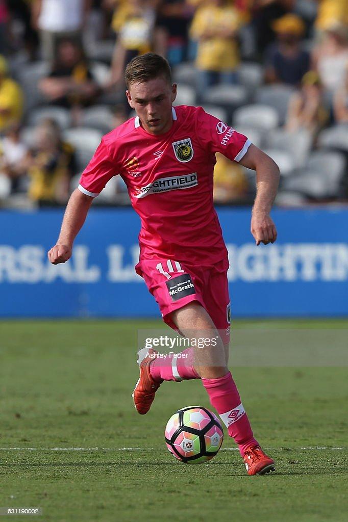 A-League Rd 14 - Central Coast v Sydney