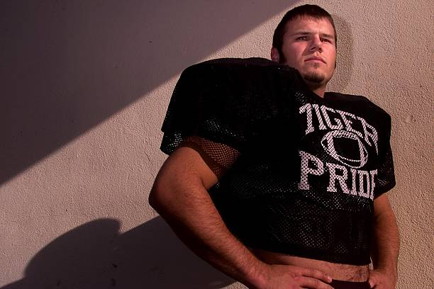 Scott Garrison , the best linebacker–fullback on the San Luis Obispo ...