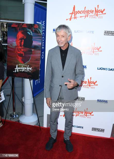 Scott Glenn arrives at the LA Premiere Of Lionsgate's Apocalypse Now Final Cut at ArcLight Cinerama Dome on August 12 2019 in Hollywood California