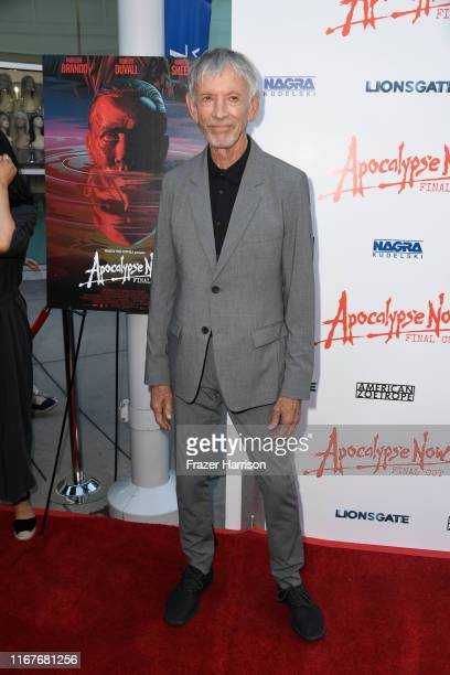Scott Glenn attends the LA Premiere Of Lionsgate's Apocalypse Now Final Cut at ArcLight Cinerama Dome on August 12 2019 in Hollywood California