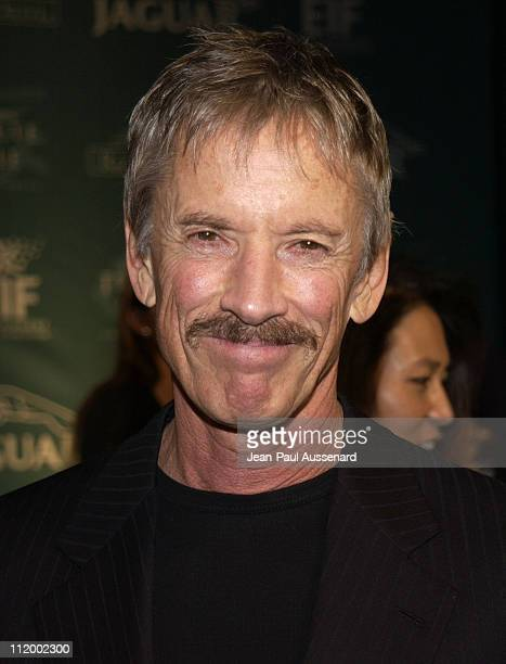 Scott Glenn during Jaguar's Tribute to Style on Rodeo Drive Benefit at Rodeo Drive in Beverly Hills California United States