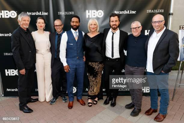Scott Glenn, Kevin Garvey, Sr., Carrie Coon, Nora Durst, Damon Lindelof, Executive Producer, Co-Creator, Kevin Carroll, John Murphy, Mimi Leder,...