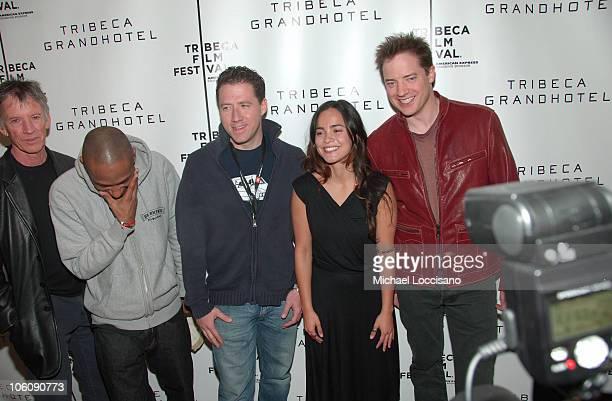 Scott Glenn Mos Def Eric Eason Alice Braga and Brendan Fraser