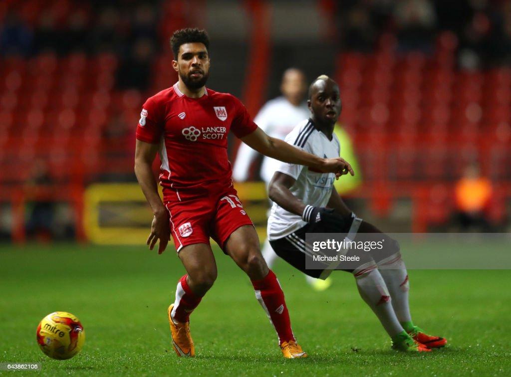 Bristol City v Fulham - Sky Bet Championship