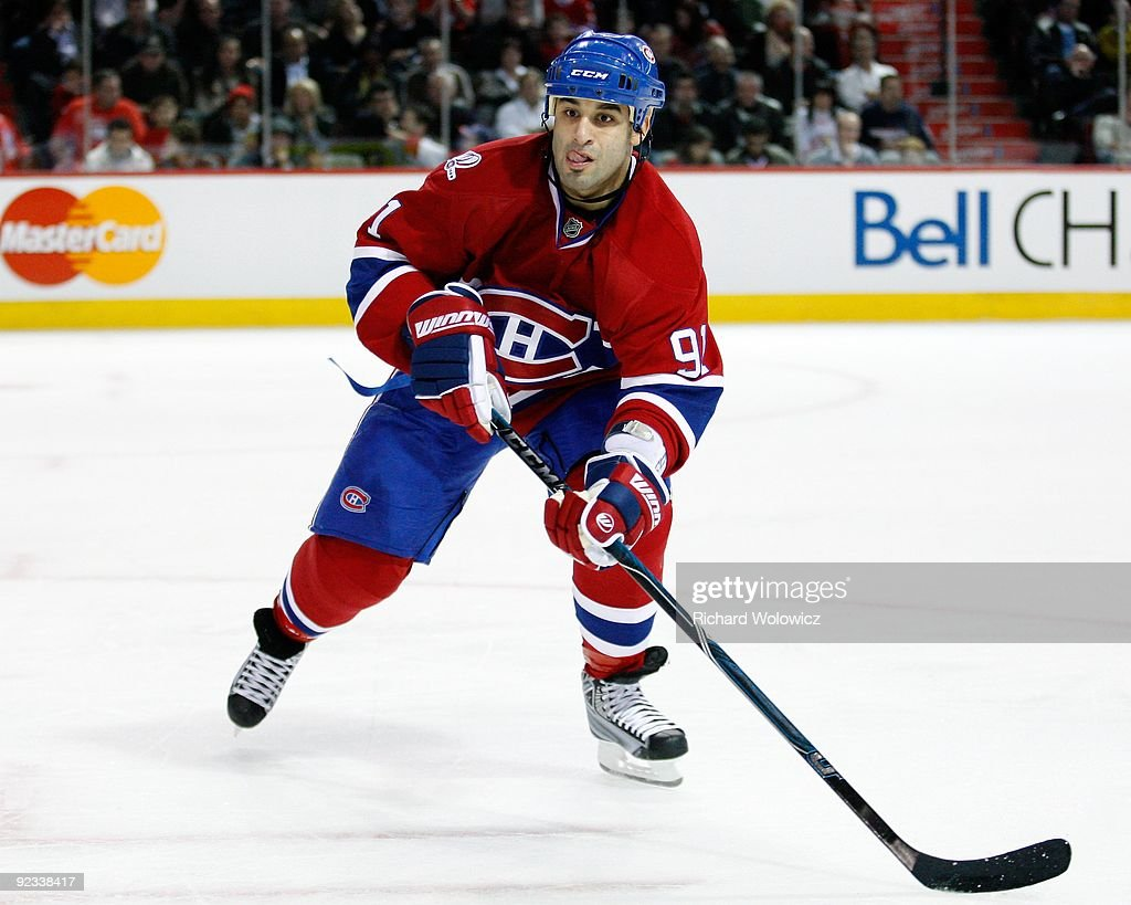 New York Rangers v Montreal Canadiens : News Photo