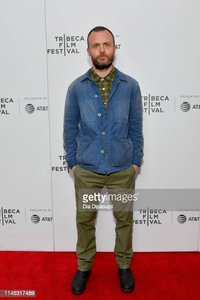 """Scott Graham attends the """"Run"""" screening during the 2019 Tribeca Film Festival at Village East Cinema on April 26, 2019 in New York City."""