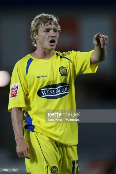 Scott Griffiths, Dagenham and Redbridge