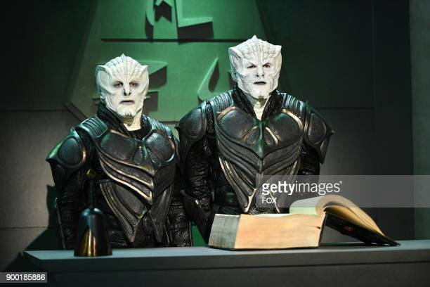 """Scott Grimes and Seth MacFarlane in the """"Krill"""" episode of THE ORVILLE airing Thursday, Oct. 12 on FOX."""