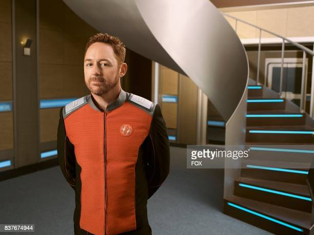 """Scott Grimes as Gordon in the new space adventure series THE ORVILLE from the creator of """"Family Guy."""" The first part of the special two-part series..."""