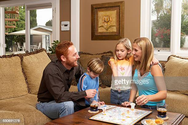 Scott Grimes at Home with Wife Dawn and Children