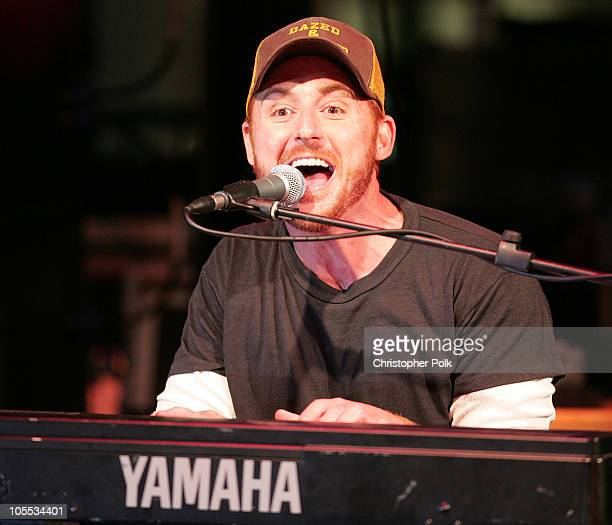 Scott Grimes during The Grove 2005 Summer Concert Series - Josh Kelley and Scott Grimes at The Grove in Los Angeles, California, United States.