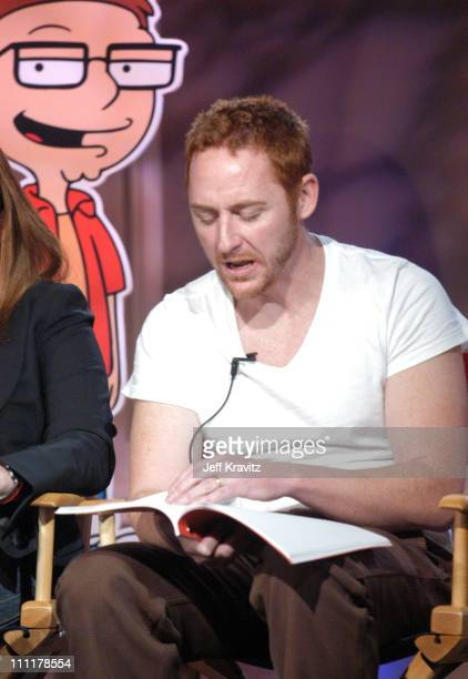 """Scott Grimes during US Comedy Arts Festival 2005 - """"American Dad"""" at St. Regis Hotel in Aspen, Colorado, United States."""