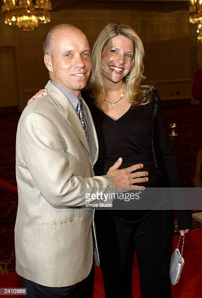 Scott Hamilton and wife Tracie Robinson attend the 2nd Annual Runway for Life celebrity fashion show benefiting St Jude Children's Research Hospital...