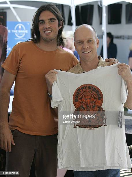 Scott Hamilton at Eccentric Symphony during Silver Spoon PreEmmy Hollywood Buffet Day 1 in Los Angeles California United States Photo by Chris...