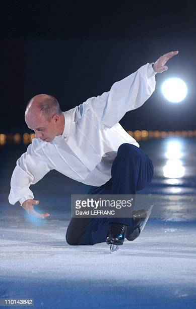 Scott Hamilton at the USFA presentation of 'A Skating Tribute The Legacy of the 1961 US World Figure Skating Team' at Madison Square Garden on...
