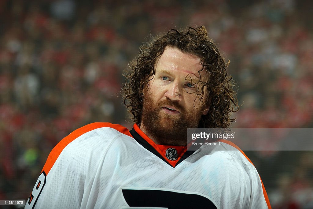 Philadelphia Flyers v New Jersey Devils - Game Three : News Photo