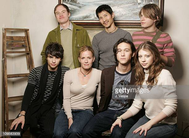 Scott Heim Gregg Araki director and Brady Corbet Jeff Licon Elisabeth Shue Joseph GordonLevitt and Michelle Trachtenberg