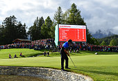 cransmontana switzerland scott hend australia putts
