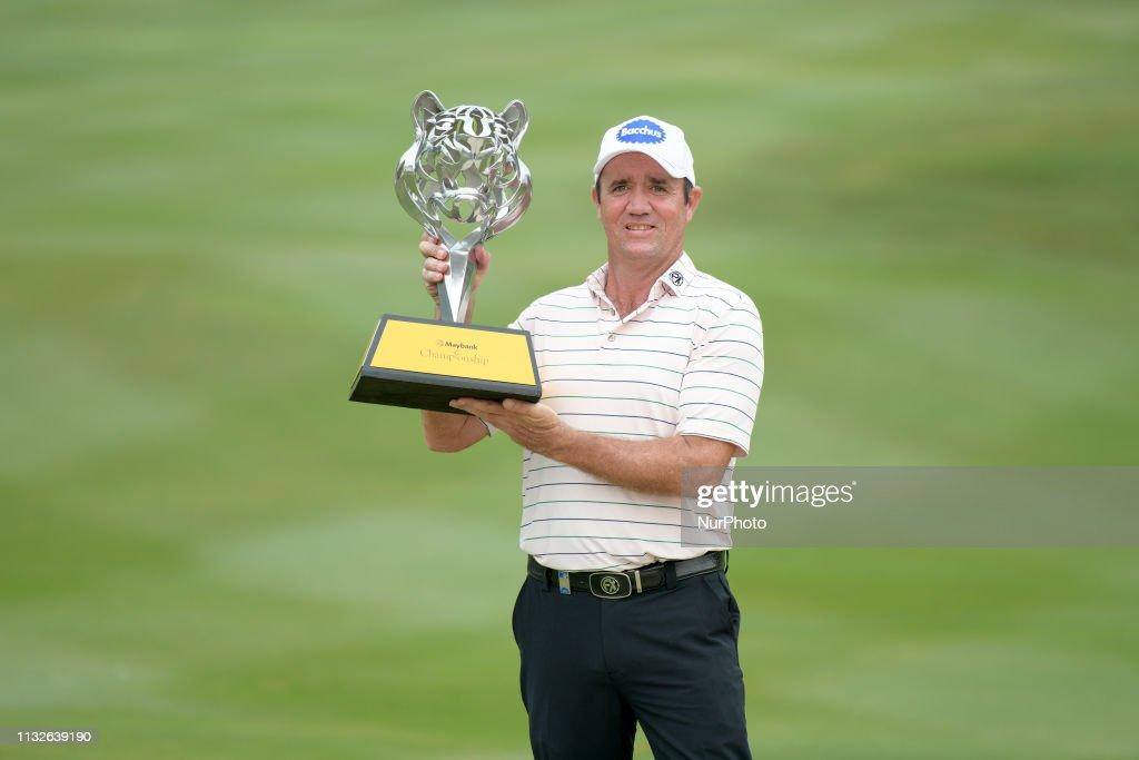 MYS: Scott Hend Wins The Maybank Championship 2019