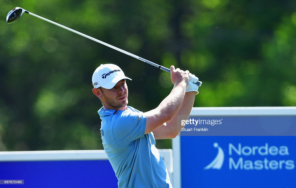 Nordea Masters - Day One : News Photo