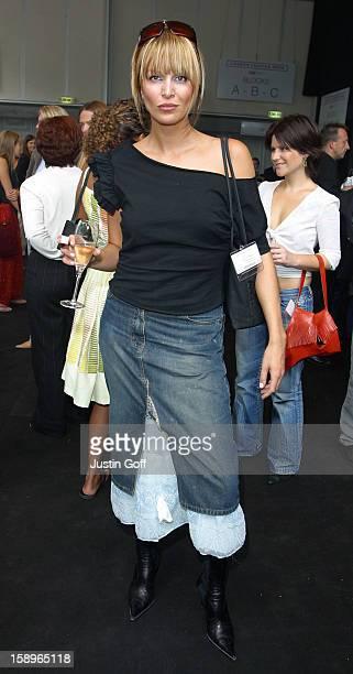 'Scott Henshall' Show During London Fashion Week Catalina