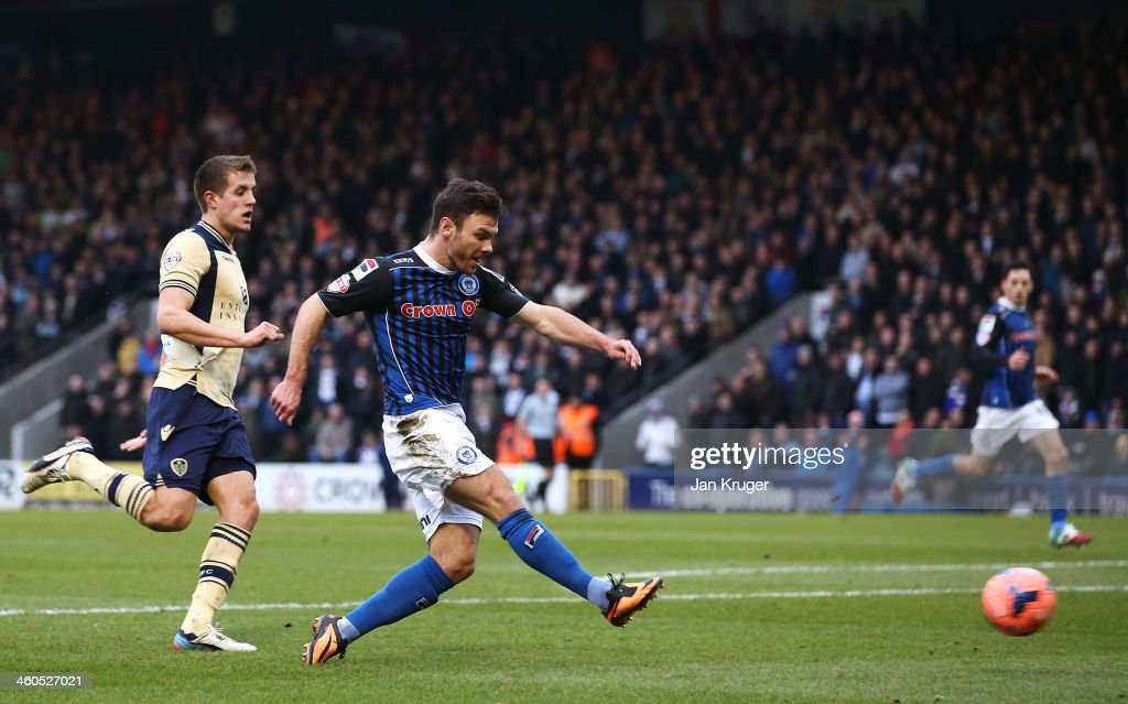 Rochdale v Leeds United - FA Cup Third Round