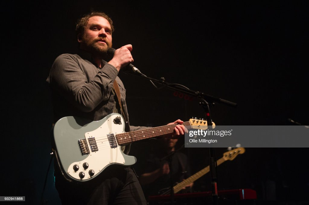 Frightened Rabbit Perform At The Forum London