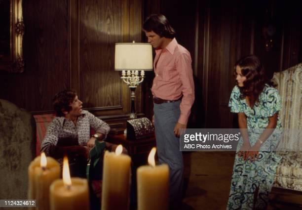 Scott Hylands David Ladd Lenore Kasdorf appearing in the Walt Disney Television via Getty Images tv series 'The Sixth Sense'