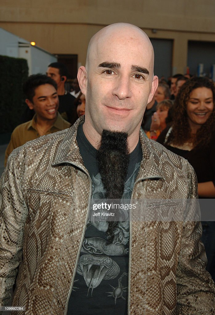 Scott Ian during 2006 VH1 Rock Honors - Red Carpet at Mandalay Bay Hotel and Casino in Las Vegas, United States, United States.