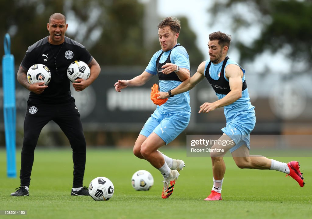 Melbourne City Training Session : ニュース写真