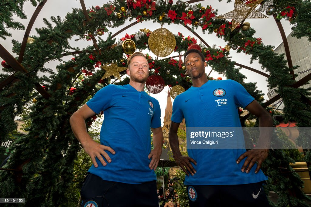 Christmas A-League Derby Media Opportunity
