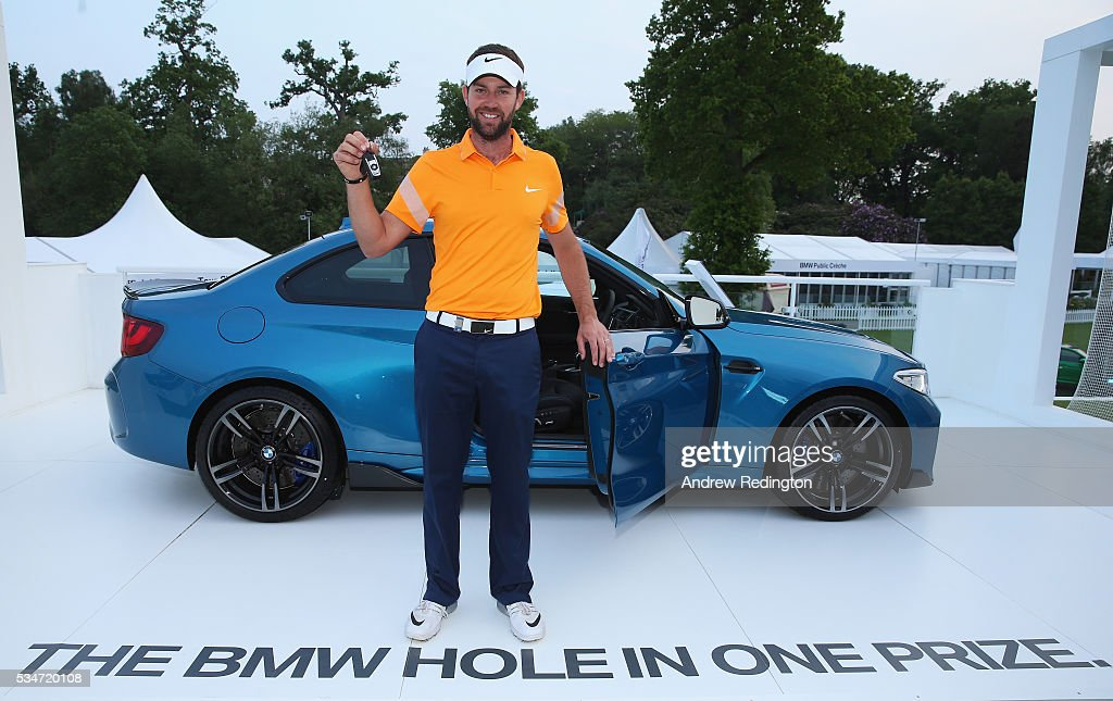 BMW PGA Championship - Day Two