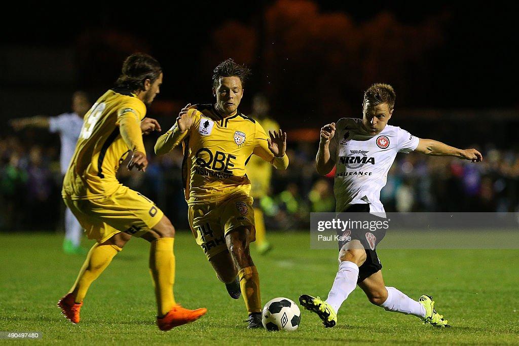 FFA Cup Quarter Final - Perth Glory v Western Sydney Wanderers